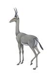Dibatag (Ammodorcas Clarkei), Mammals Posters af Encyclopaedia Britannica