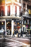 Soho Cafe Giclee Print by Philippe Hugonnard