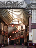 Leadenhall Market, London Photographic Print by Richard Bryant