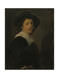 Portrait of an Artist, 1644 Giclee Print by Frans Hals