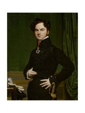 Amédée-David, the Comte De Pastoret, 1823-26 Giclee Print by Jean Auguste Dominique Ingres