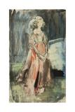 Lady Davina Lytton Giclee Print by Ambrose Mcevoy