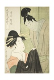 Hour of the Tiger, Courtesan (Tora No Koku, Keisei), C.1798-1800 Giclee Print by Kitagawa Utamaro