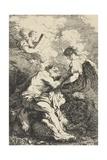 Saint Jerome, C.1761-65 Impression giclée par Jean-Honore Fragonard