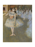 The Star, 1879-81 Giclee Print by Edgar Degas