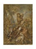 A Pagan Sacrifice, C.1645-50 Giclee Print by Giovanni Benedetto Castiglione