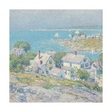 New England Headlands, 1899 Giclee Print by Childe Hassam