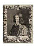 Denis Talon, 1656 Reproduction procédé giclée par Robert Nanteuil