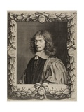 Denis Talon, 1656 Giclee Print by Robert Nanteuil