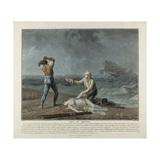 Paul and Virginie, 1795 Giclee Print