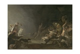 A Witches' Sabbath, C.1650 Giclee Print by Cornelis Saftleven