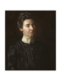 Portrait of Mary Adeline Williams, 1899 Giclee Print by Thomas Cowperthwait Eakins