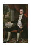 Noah Smith, 1798 Giclee Print by Ralph Earl