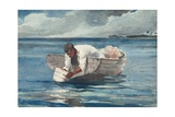 The Water Fan, 1898-99 Giclee Print by Winslow Homer