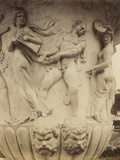 Detail of a Vase at Versailles, 1906 Photographic Print by Eugene Atget
