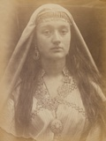 Balaustion, October 1871 Photographic Print by Julia Margaret Cameron