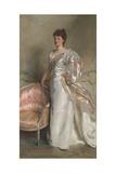 Mrs. George Swinton (Elizabeth Ebsworth), 1897 Giclee Print by John Singer Sargent