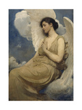 Winged Figure, 1889 Giclee Print by Abbott Handerson Thayer