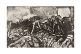 The Charge, 1918 Giclee Print by George Wesley Bellows