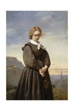 Love's Melancholy, 1866 Giclee Print by Constant Mayer