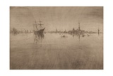 Nocturne, 1879-80 Giclee Print by James Abbott McNeill Whistler