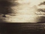 Cloudy Sky, Mediterranean Sea, 1857 Photographic Print by Gustave Le Gray