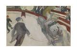 Equestrienne (At the Cirque Fernando), 1887-88 Lámina giclée por Henri de Toulouse-Lautrec