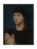 Portrait of Jean Gros, 1460-64 Giclee Print by Rogier van der Weyden