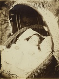 Untitled (Possibly Alice Gertrude Langton Clarke), 1864 Photographic Print by Lewis Carroll