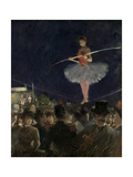 Tight-Rope Walker, C.1885 Giclee Print by Jean Louis Forain