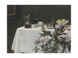 Still Life: Corner of a Table, 1873 Giclée-Druck von Ignace Henri Jean Fantin-Latour