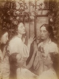 Have We Not Heard the Bridegroom Is So Sweet, August 1874 Photographic Print by Julia Margaret Cameron