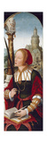 Saint Barbara, C.1520 Giclee Print by Jean The Elder Bellegambe