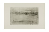 Early Morning, 1878 Giclee Print by James Abbott McNeill Whistler