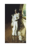 Mrs. Potter Palmer, 1893 Giclee Print by Anders Leonard Zorn