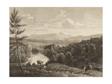 Catskill Mountains Giclee Print by Asher Brown Durand