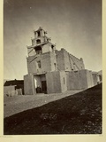 The Church of San Miguel, the Oldest in Santa Fe, N.M., 1873 Photographic Print by Timothy O'Sullivan