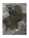 Horseman, 1889 Giclee Print by Auguste Rodin