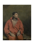 The Captive Slave, 1827 Giclee Print by John Simpson