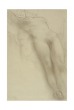 Female Torso, C.1910 Giclee Print by Auguste Rodin