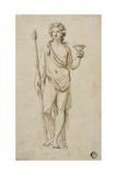 Bacchus Giclee Print by Giovanni Battista Cipriani