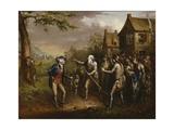Rip Van Winkle, 1829 Giclee Print by John Quidor