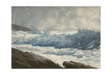 Prout's Neck, Breakers, 1883 Giclee Print by Winslow Homer