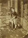 Charles (Robin) Langton Clarke, 1864 Photographic Print by Lewis Carroll