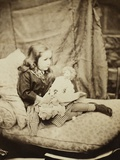 Margaret Frances Langton Clarke, September 1864 Photographic Print by Lewis Carroll