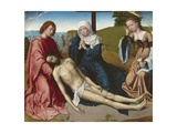 Lamentation over the Body of Christ, C.1500 Giclee Print by Gerard David