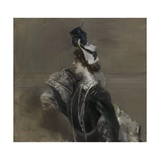 Portrait of Mme. Lina Cavalieri, 1901 Giclee Print by Giovanni Boldini