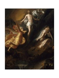 Resurrection of Christ, 1665-70 Giclee Print by Samuel van Hoogstraten