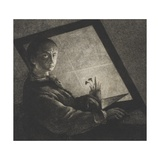 Self Portrait, C.1778 Giclee Print by Jean Pierre Norblin