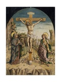 The Crucifixion, C.1487 Giclee Print by Carlo Crivelli